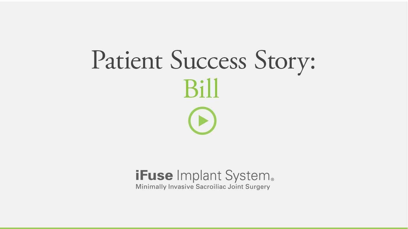 Patient - Bill Video Thumb