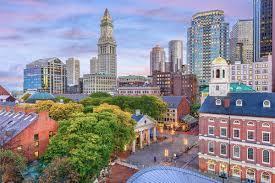 City - Boston