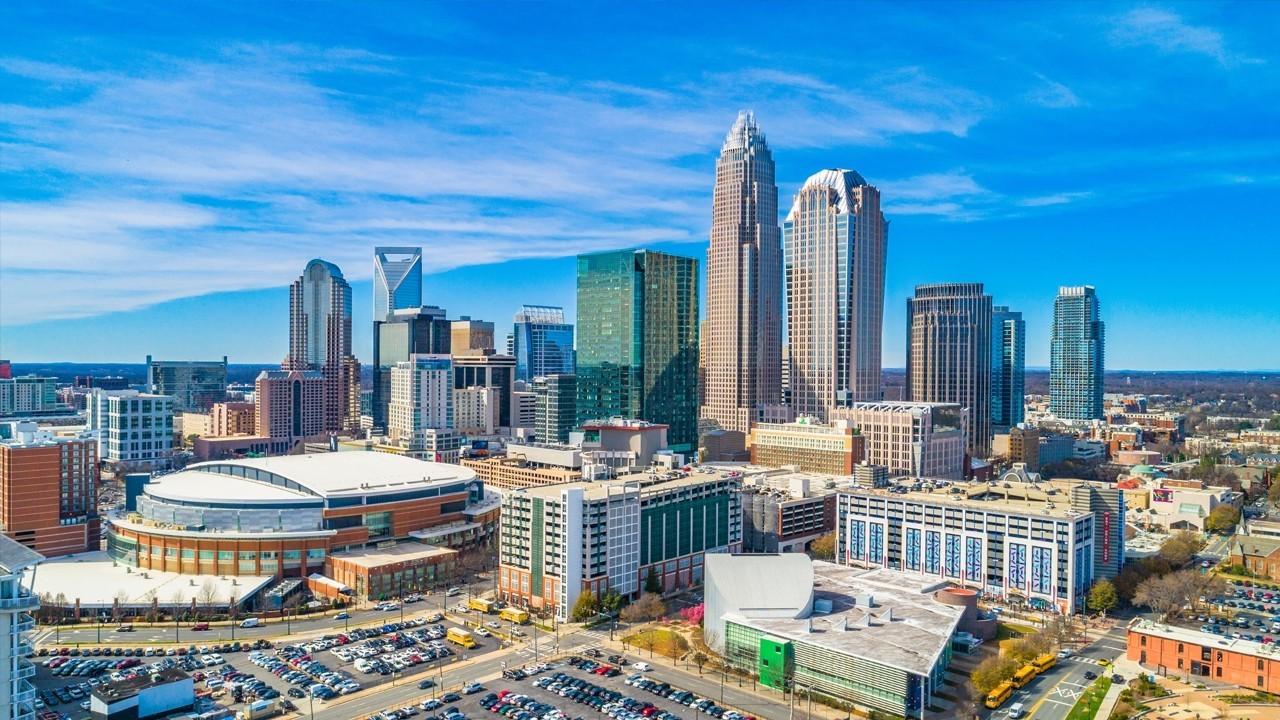 City - Charlotte, NC