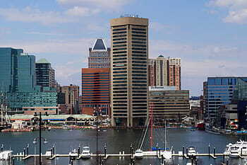 City Baltimore MD