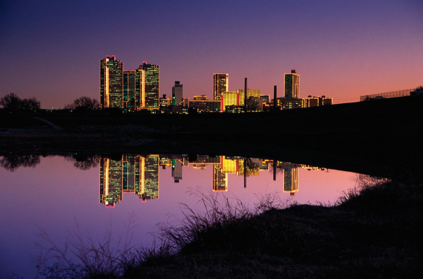 City - Fort Worth, TX