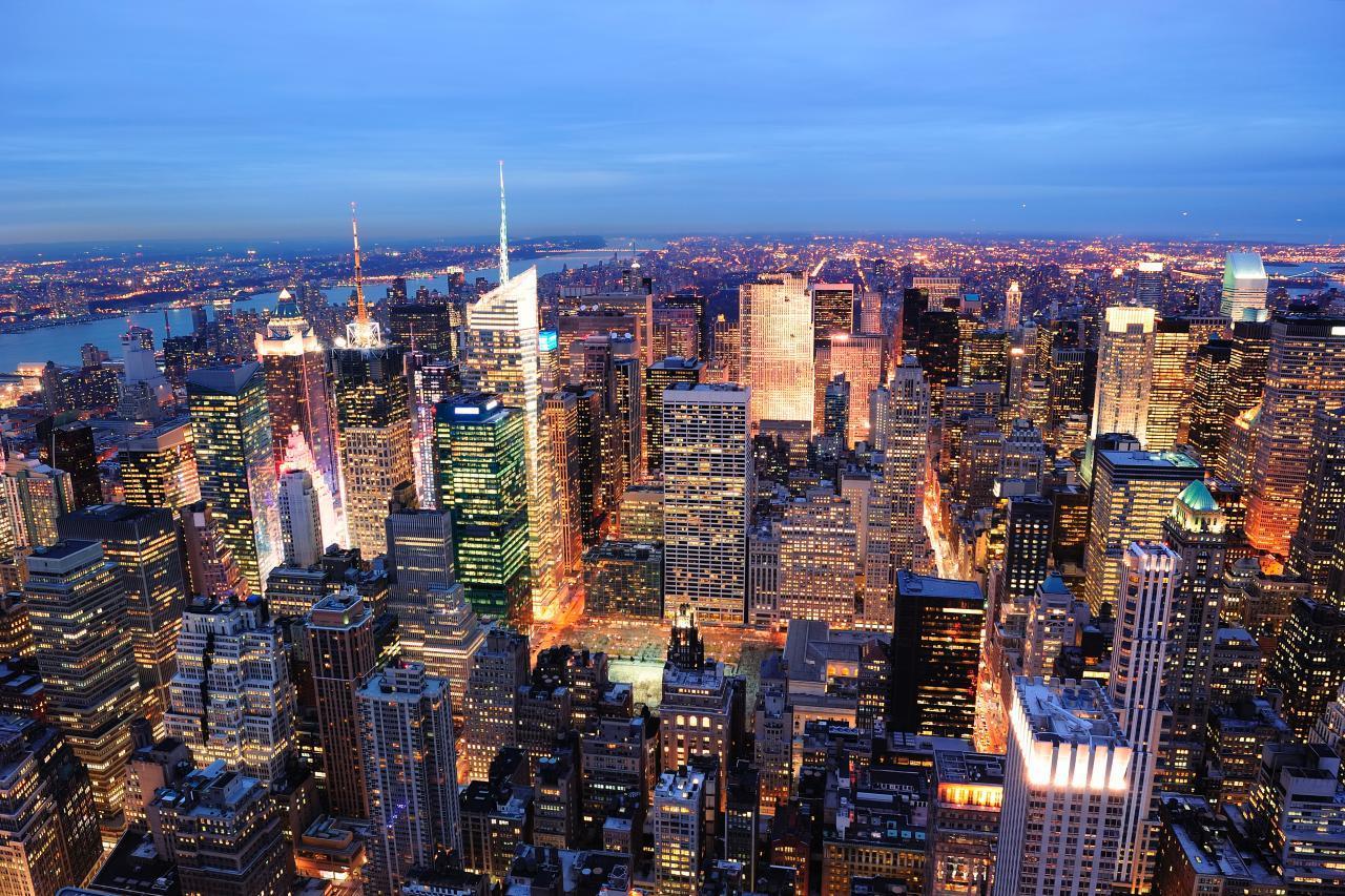 City - New York, NY