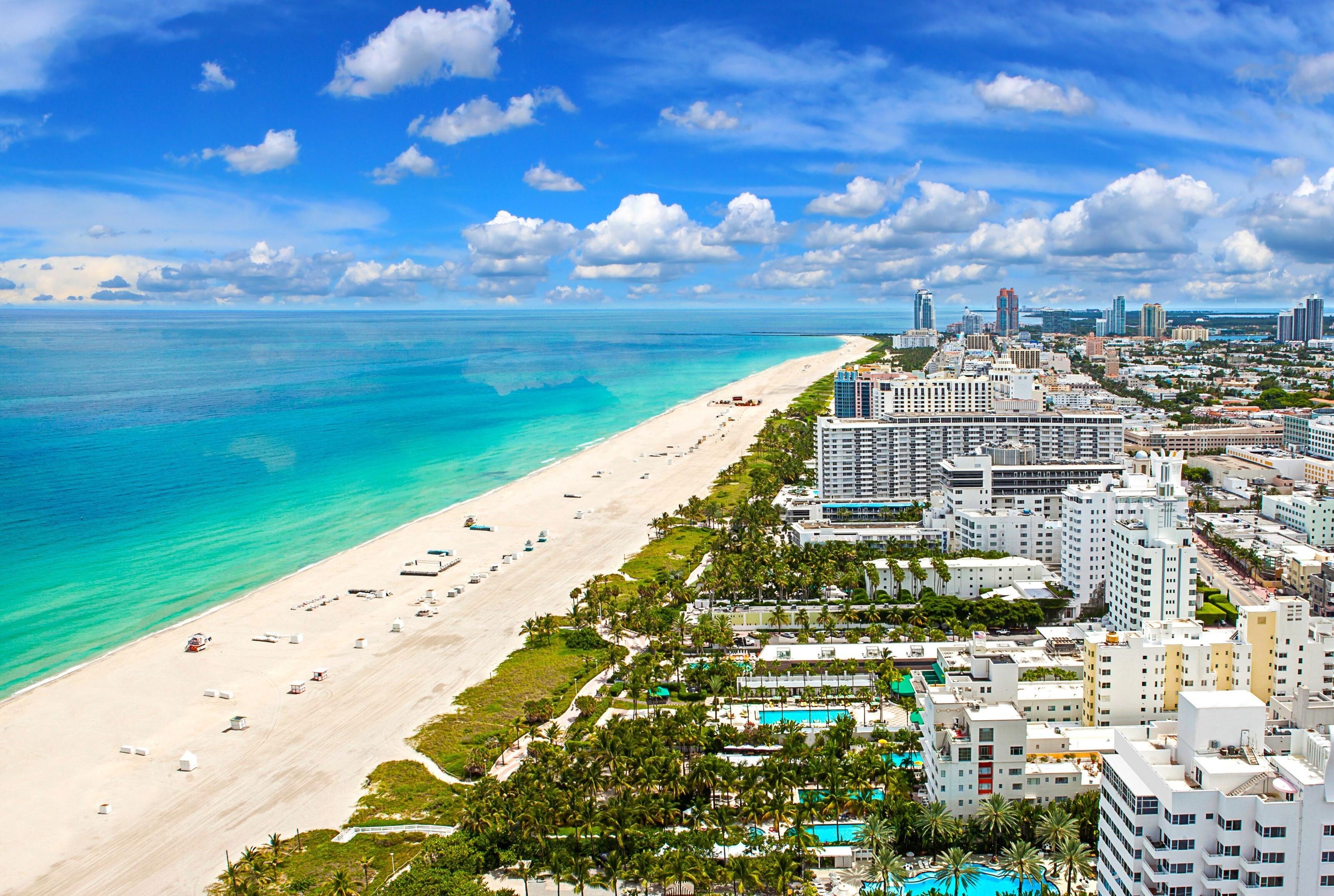 City - South Beach FL
