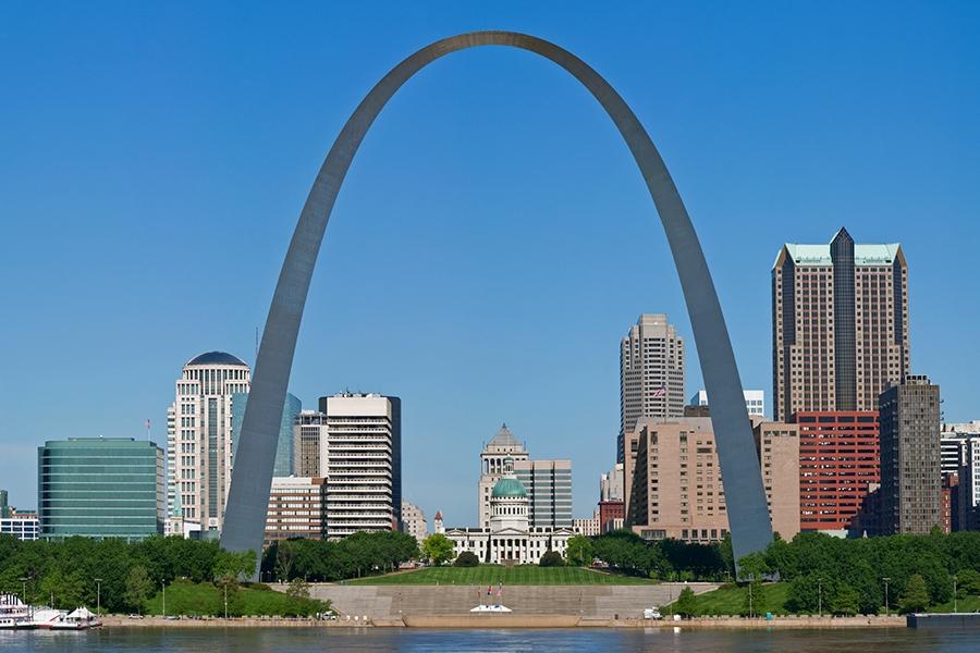 City - St Louis, MO