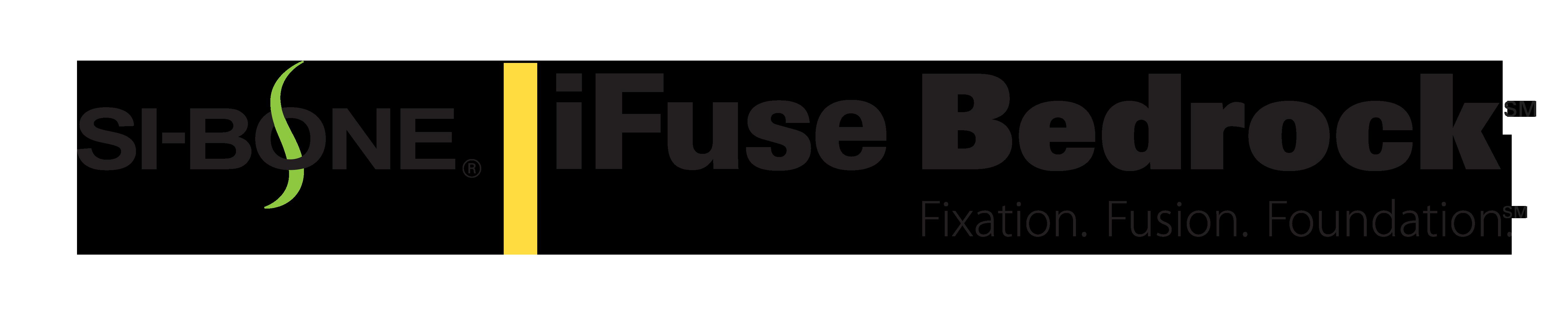 iFuse Bedrock logo w tagline