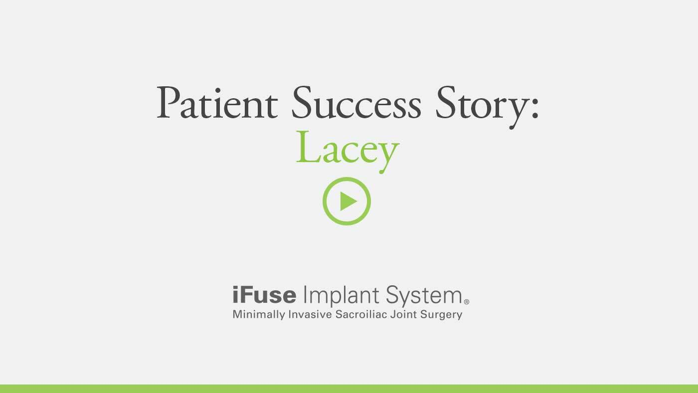 Patient - Lacey Video Thumb