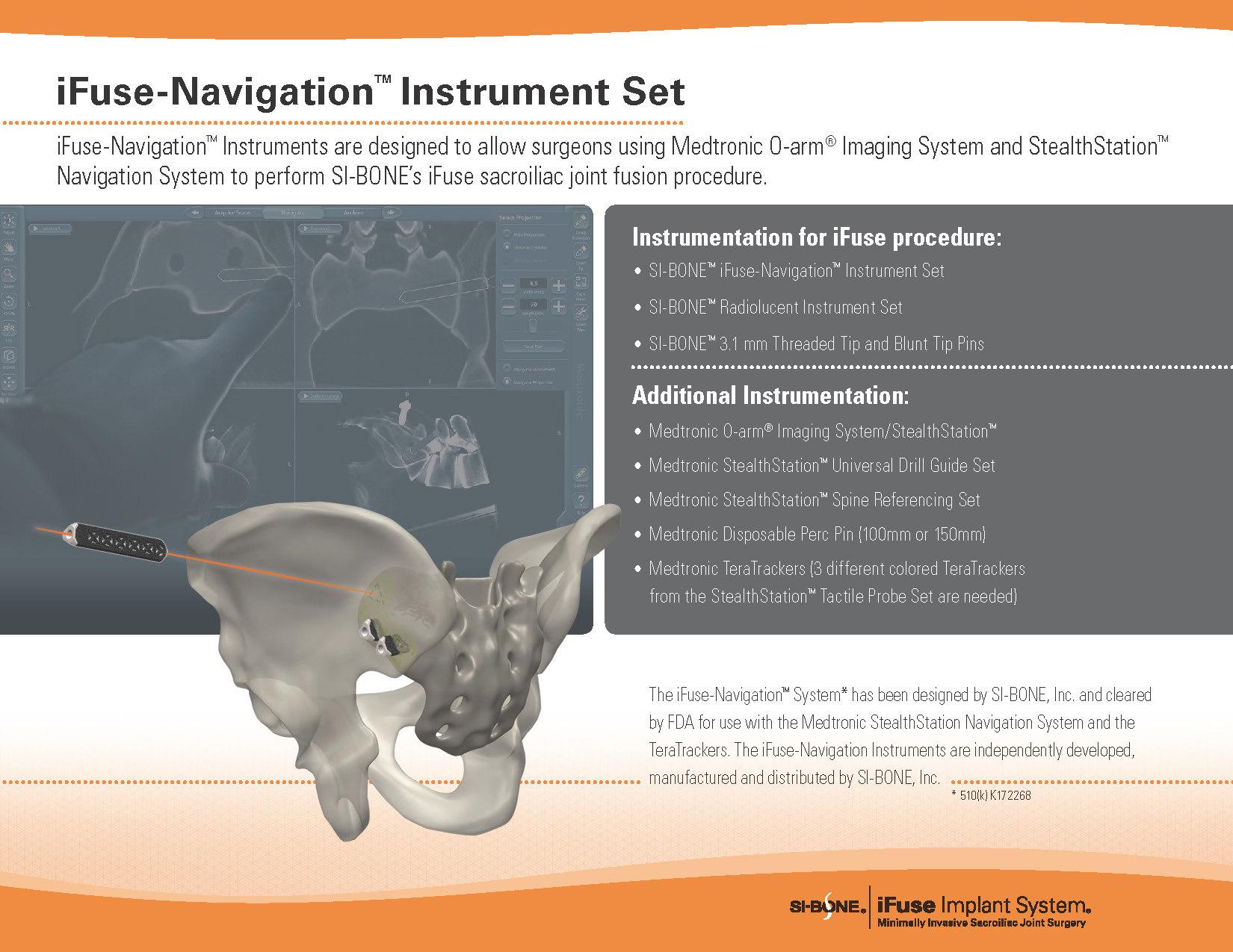 iFuse-Navigation Instrument Set