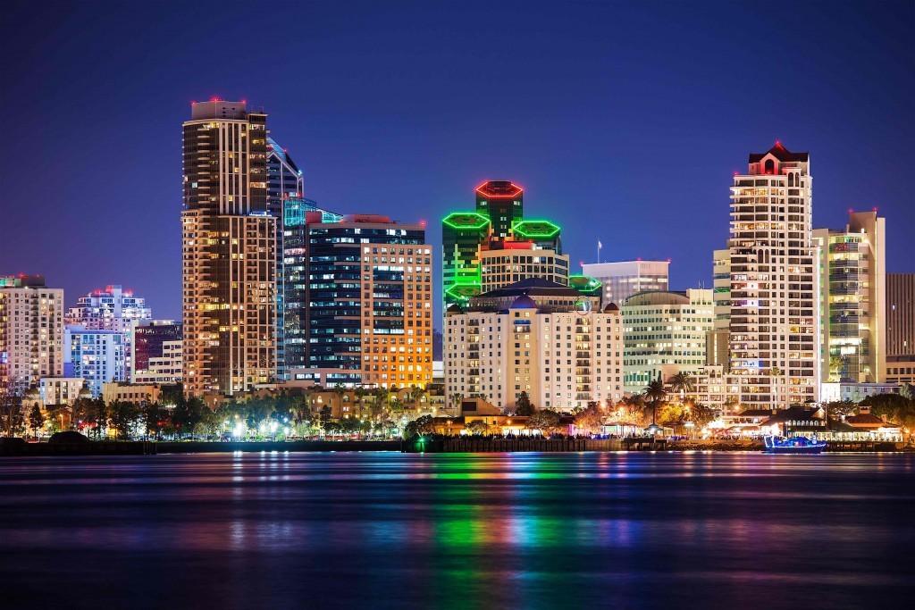 City - San Diego, CA
