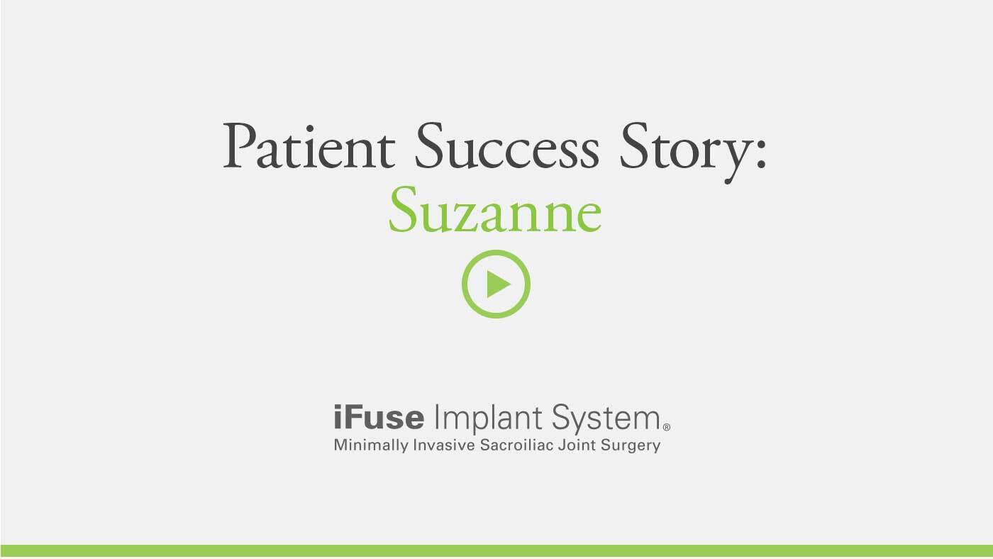 Patient - Suzanne Video Thumb