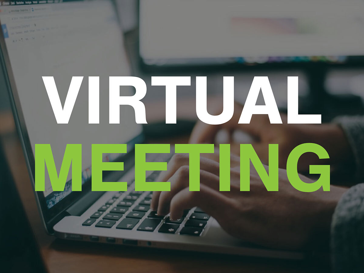 Icon - Virtual Meeting