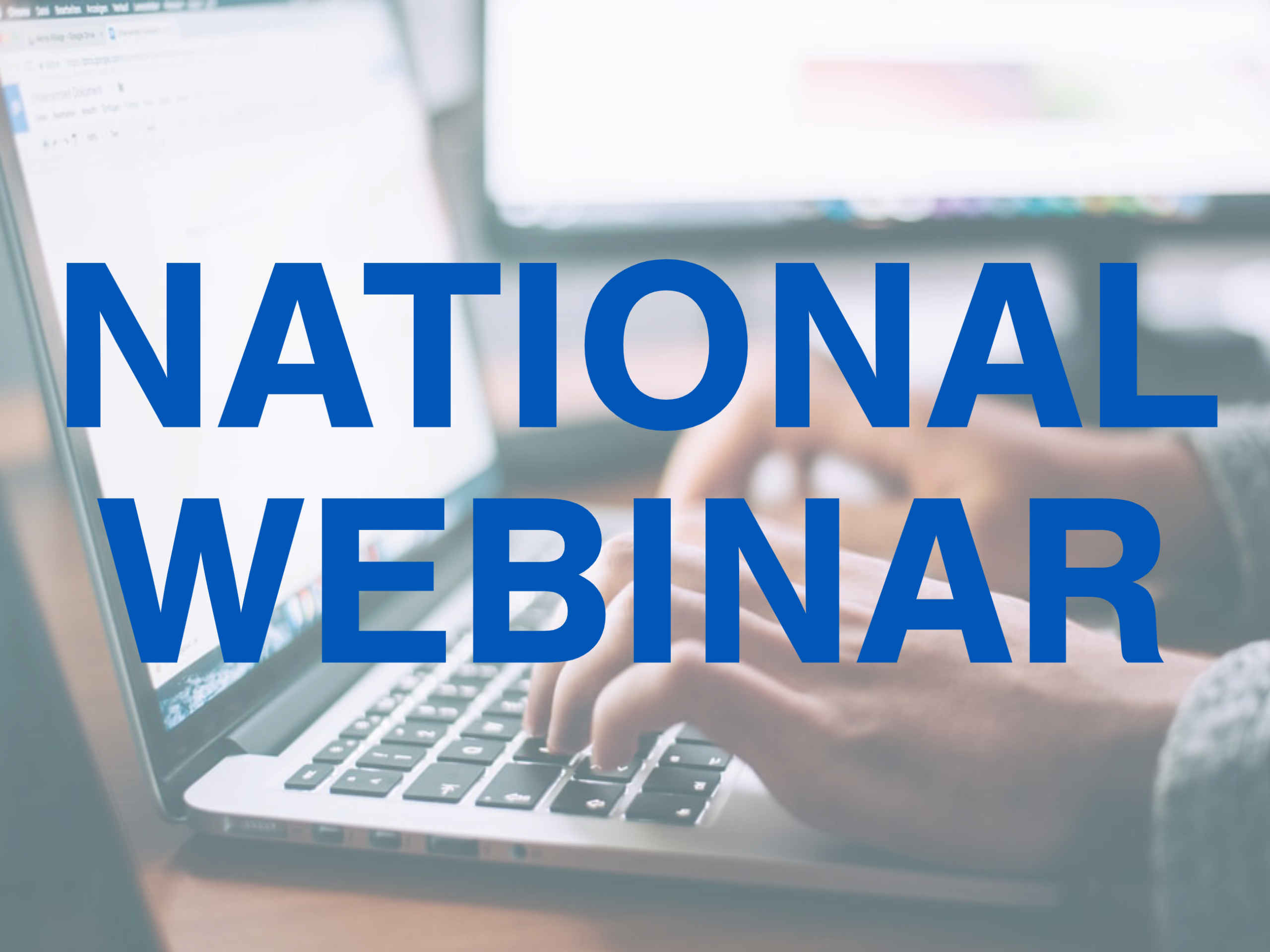 Icon - National Webinar (blue)