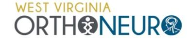 West Virginia Ortho Neuro Logo
