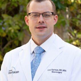 Cory Hartman MD