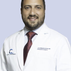 Patrick Dermarkarian MD