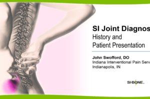 Presentation - SIJ Diagnosis - Swofford
