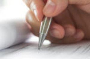 Form Thumb Paperwork