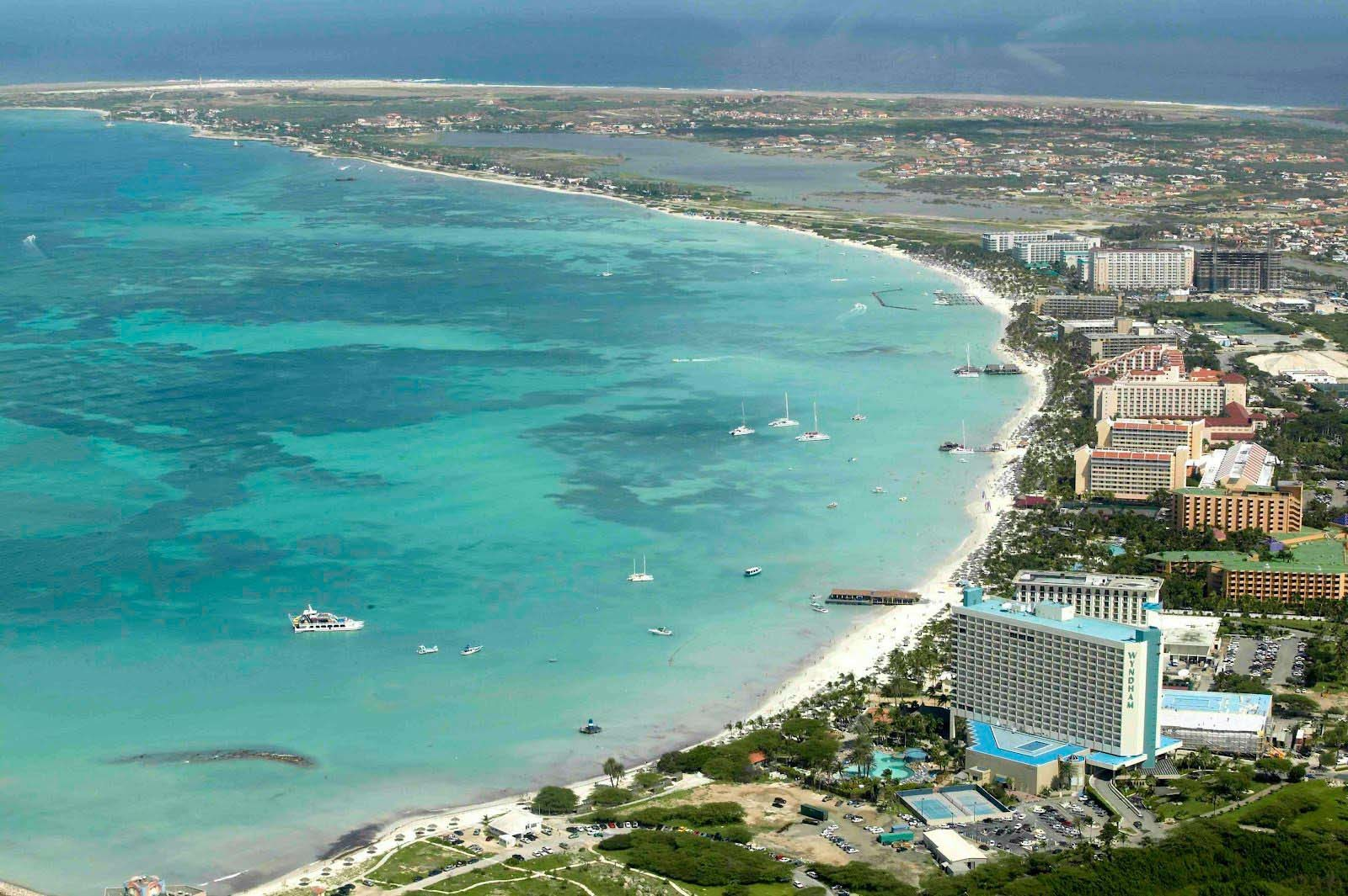 City - Aruba, Caribe 6